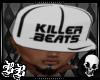 killerbeats cap white/b