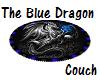 The Blue Dragon Rug