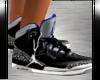 *DD*Jordans-3-Blue/Mens