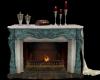 Victorian W/G Fireplace