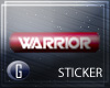Warrior Tag