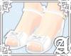 Lolita Sandals~ White