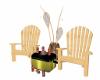 Gone Fishing Chairs