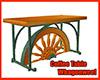 Coffee Table Whagonwheel
