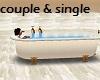 Secluded Bathtub animate