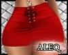 A- Red Skirt RLL