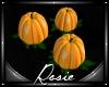 Autumn Pumpkin Seats