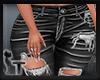 Jeans Black Grunge