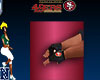 49ers Men Rider Gloves