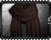[c] Scarf: Brown