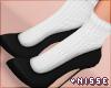 n| Risk Heels + Socks
