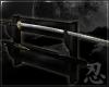 忍 Dynasty Katana Rack