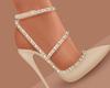 ~A: Beige Heels