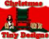 *T Christmas Santa Chair