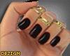 D. Black Nails