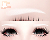 Y' Angel Brows White