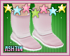 ! KID Snow Pink Boot