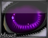 Purple Unisex Eyes