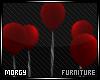 [MD] Dark Red Balloons