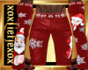 [L] Christmas Pants M
