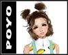 Cocoa Brown-odango