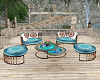 Boho Patio Set