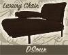 Luxury Dark Brown Chair