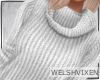 WV: Casual Grey Knit