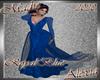 !a Alexia Royal Blue