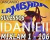 MIX Lambada Sucessos
