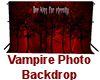 (MR) Vampire Backdrop