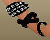 7 Black Bracelets