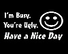 [RC] Have A Nice Day