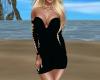 tiffy dress black rl