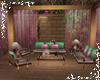 Garden paradise couch