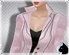 !Box jacket blush