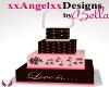 XAD|Pink/Choco Wed Cake