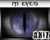 ]Akiz[ Evil Purple Eyes
