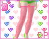 [DP] BrIte Pink Nets