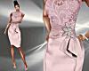 T- Dress Candy Pink