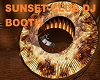 SUNSET CLUB DJ BOOTH