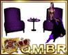 QMBR Ventrue Chairs