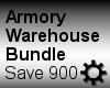 Armory Warehouse Bundle