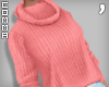 , Pink Sweater Babe
