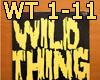 Wild thing - X