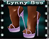 ! Elegance Lilac Heels