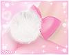 ♡. Fluffy Bunny Tail