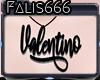 ⒻH♀  Valentino