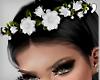, Spring Floral Headband