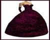 !B! Dark Pink Ballgown